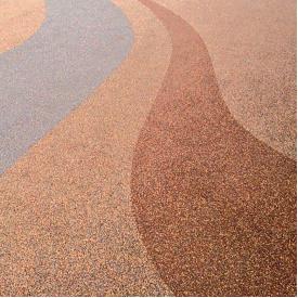 Бесшовное покрытие RubCover 15 ммкоричневое
