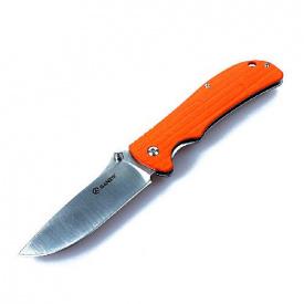 Нож сложный Ganzo G723 оранжевый