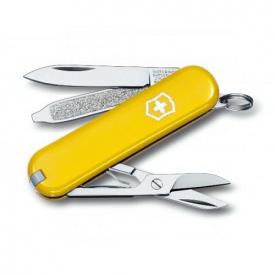 Нож Victorinox Сlassic-SD 0.6223.8 желтый