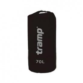 Гермомішок Tramp Nylon PVC 70 TRA-104 чорний