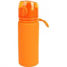 Пляшка силікон 500 мл Tramp TRC-093-orange
