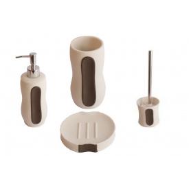 Комплект аксесуарів у ванну кімнату Trento Style