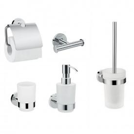 Набор аксессуаров LOGIS для ванной комнаты 5 предметов