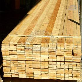 Рейка деревянная монтажная сосна ООО CAНPАЙC 20х80 / 80х20 3 м свежепиленная