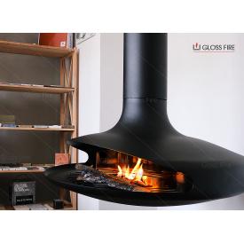 Підвісний біокамін 001 Gloss Fire (podvesnoj-biokamin-art-001)