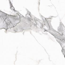 Керамогранитная плитка напольная матовая Cerrad Calacatta White Rect. 59,7х59,7 см (5903313315234)