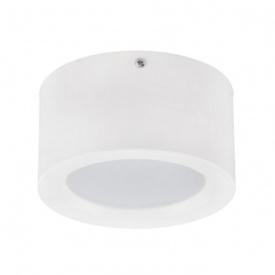 """Стельовий світильник накладної """"SANDRA-10"""" 10W білий"""