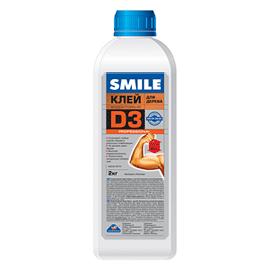 Клей SMILE D3 0,25 кг