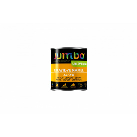 Емаль Universal Jumbo темно-коричнева 2,6 кг
