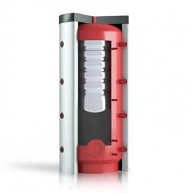 Аккумулирующий бак Теплобак ВТА/Н-2 400 л внутренний бойлер 80 л полиэстеровая изоляция
