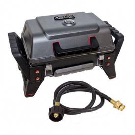 Портативний інфрачервоний газовий гриль Char-Broil Grill2Go X200 + шланг EN