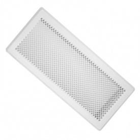 Вентиляційна решітка Р5 195х485 біла Darco