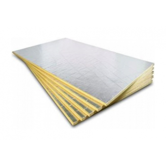Теплоизоляция Paroc Fireplace Slab 90 AL1 600x1000x25 мм