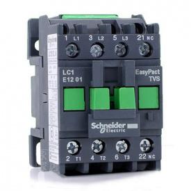 Контактор 12А 3p 220В 1нз EasyPact TVS Schneider Electric