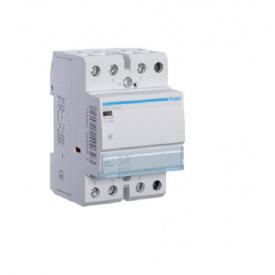 Контактор модульный бесшумный 63A 3 НО ESC363S Hager