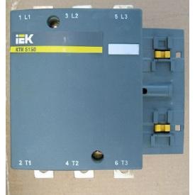 Контактор КТИ-5150 150А 220В Iek