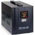 Стабилизатор напряжения IEK для дома СНР1 10кВА электронный переносной