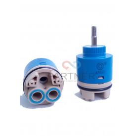 Картридж змішувача ANGO 40 мм з різьбою високий на ніжках під змішувач водоспад D 40 G-3016 Y