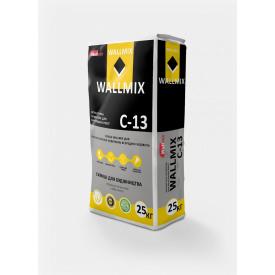 Штукатурка цементная для внутренних работ WALLMIX C-13