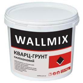 Кварц-грунт силіконовий WALLMIX 5L
