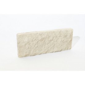 250х20х100 Скала Цокольная Плитка Белая