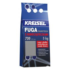 KREISEL FUGA NANOTECH 730 біла / сіра затирка швів 5кг