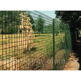 Рулонная сетка зеленая 50х50 мм 2х10 м