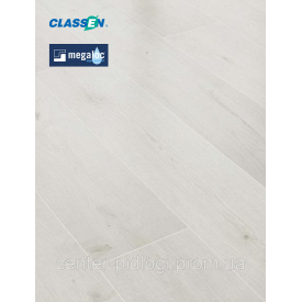 Ламінат Classen Pool 4V WR Дуб Білий 8мм / 32 клас