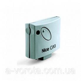 Приемник NICE OXI встраиваемый 4-х канальный