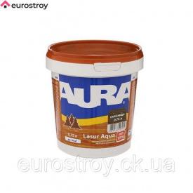 Средство защиты для дерева Aura Lasur Aqua палисандр 2,5 л