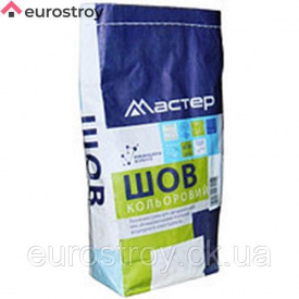 Затирка Мастер белая пакет 1 кг