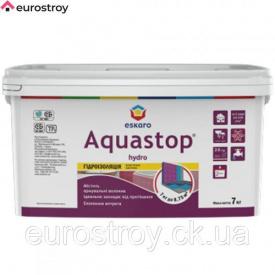 Мастика гідроізоляційна Aquastop Hydro 7 кг AURA