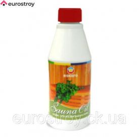 Масло для бани Sauna Oil 0,25 л Eskaro