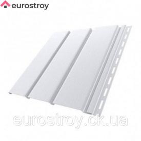 Софит белый неперфорированный Welltech С2 3,6x0,305