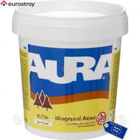 Грунтовка для дерева Aura Biogrund Aqua 0,75 л