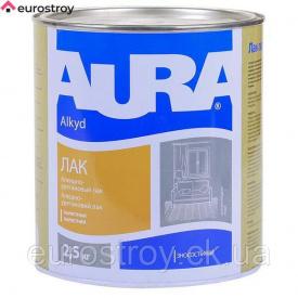 Лак паркетный Aura глянцевый 0,8 кг