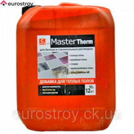 Пластификатор для растворов Мастер Тёплый пол 5 кг