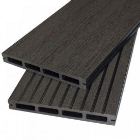Террасная доска композитная Woodlux Step 20x150x2200 шовная