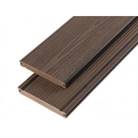 Террасная доска композитная Polymer Wood Massive 20x150x2200 шовная