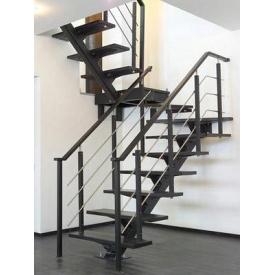 Установка металевих сходів