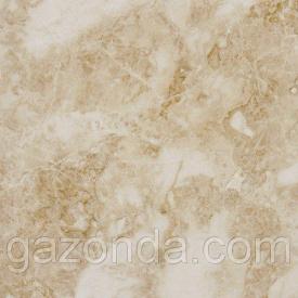 Мармурова плитка Капучіно вищий сорт 1,5х61х61 см світло-бежева