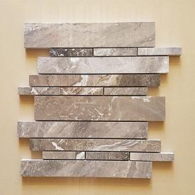 Мармурова мозаїка Silver Fantasy полірований 30,5x30,5x1,5хсм