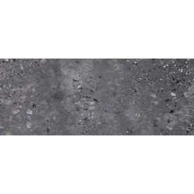 Плитка керамогранит Ceramiсa Santa Claus Intenso Terazzo Anthracite Luster матовая напольная 60х120 см (340829)