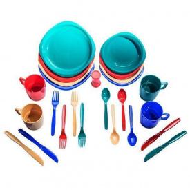 Набір посуду пластиковий на 4 персони Tramp TRC-053