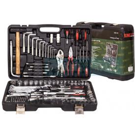 Набір інструменту 142 шт 6-гранні KSD-142 King STD
