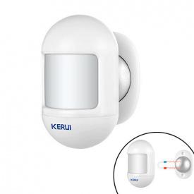 Датчик движения мини ИК PIR 433МГц для GSM сигнализации KERUI P831