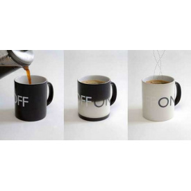 Чашка-хамелеон ON/OFF 0,3 л