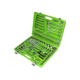 Набор инструмента 130 шт НГ-4130П-6 Alloid набор