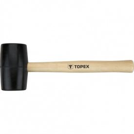 Киянка Topex гумова 63 мм 680 г (02A345)