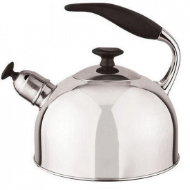 Чайник зі свистком з нержавіючої сталі капсульне дно Stenson МH-2058 2,5 л